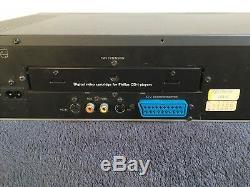 Console Philips CDI + Digital Video Cartridge en Très Bon état, fonctionnelle