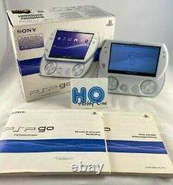 Console Playstation / PSP GO Sony 16GB Blanche Très bon état