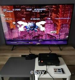 Console SNK NEO-GEO CD Front Loader en boite complète (Très bon état)