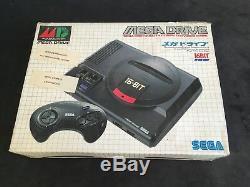 Console Sega Megadrive Japan version en Très Bon état, Complète fonctionnelle