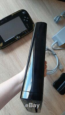 Console Wii U Zelda édition limitée The Winwaker HD ComplèteTrès bon état