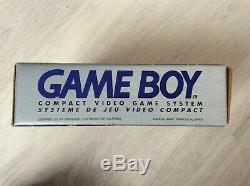 Console nintendo game boy très bon état fat en boite avec notice