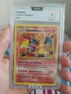 DRACAUFEU (Charizard) 11/108 XY PCA6 Très bon état Holo FR pokemon