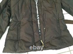 Doudoune BURBERRY taille 38/40 marron tres bon etat 895