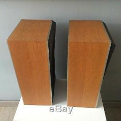 ENCEINTE de BIBLIOTHEQUE B&O BEOVOX S45-2 en très bon état + cables