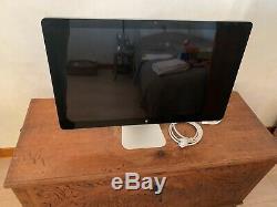 Ecran Apple Thunderbolt Display (27-inch) A1407 EMC # 2432 Très bon état