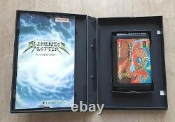 Elemental Master Sega Megadrive Mega Drive NTSC-J JAP JAPAN Très Bon Etat