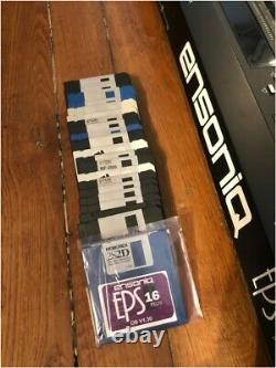 Ensoniq Eps16 Plus Très Bon État + Floppy Disk Bank