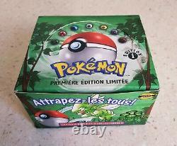 FR Display Pokémon Jungle édition 1 + boosters (vides) Très bon état
