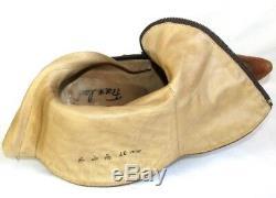 FREE LANCE Bottines boots ALMA 7 cuir marron camel 37 TRES BON ETAT