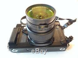 Fuji Fujifilm Fujica GSW690 6x9 EBC Fujinon SW 65 mm f/5.6 Très bon état