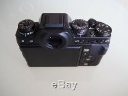 Fujifilm X-T1 (FUJI XT1) Appareil Photo Hybride très bon état boîtier nu