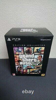 GTA 5 GTA V Edition Collector PS3 Complet très bon état