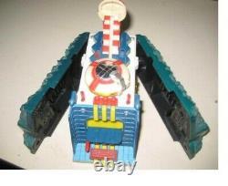 Grendizer Goldorak Goldrake Base Popy Japon Pa 63 Tres Bon Etat Annee 1976