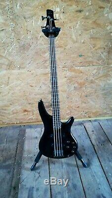 Guitare Bass IBANEZ SDGR 300 SR BLACK Très Bon Etat