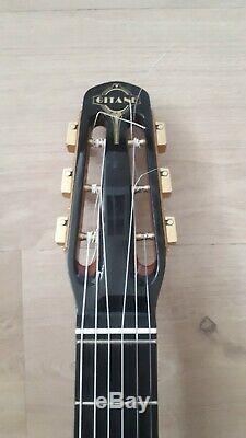 Guitare manouche Gitane D500 très bon état + housse