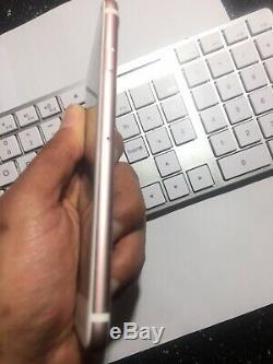 Iphone 7 Rose 32 GO Débloqué Tous Les Opérateurs Très Bon État Hs