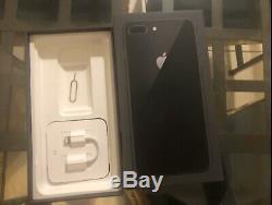 Iphone 8 plus 64go Très Bonne État Desimlocké Vendu Avec La Boîte Dorigine