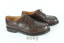 JM WESTON Derby Golf Tout cuir MarronT 43 / 9 D Très bon état
