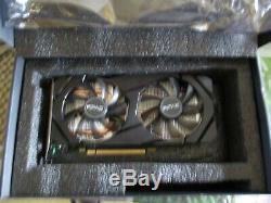 KFA2 GTX 1660 ti (1-click OC) 6 GB en très bon état