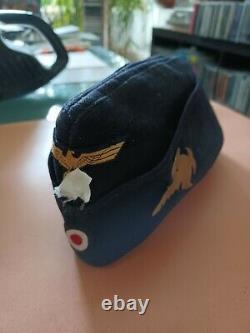 Kriegsmarine u boot calot original 1943 / 1944 très bon état