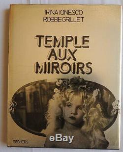 Le temple aux miroirs 1977 Irina Ionesco / Eva ionesco Très bon état