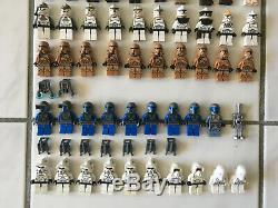 Lego original gros lot 160 mini figurines star wars tres bon état soit 3 piece