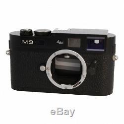 Leica M9 noir (Très Bon État)