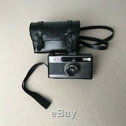 Leica Minilux Zoom Black Edition Très Bon État