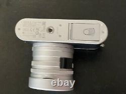 Leica q typ 116 silver Occasion. Très Bon État. Vérifié/nettoyé par un pro