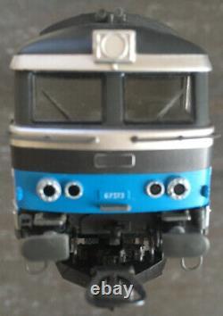 Lima, Train Ho, SNCF, Réf 208577, BB 67373, Locomotive Diesel, Très Bon État