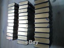 Livres anciens Jean de Bonnot Jules Verne complet 32 volumes très bon état