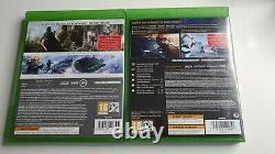 Lot 25 jeux xbox one en tres bon etat