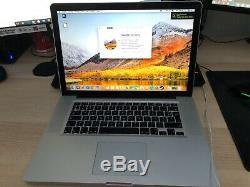 MacBook Pro 15 Pouce très bonne état avec SSD 500go URGENT