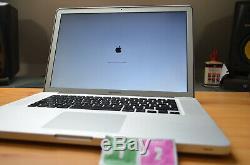 Macbook Pro 15 2010 Écran Haute résolution Mate-Très Bon état