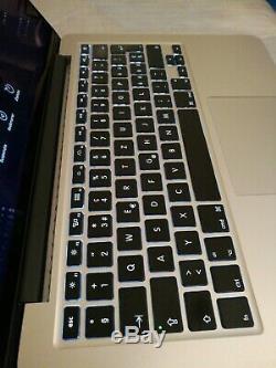 Macbook Pro Retina 13. Clavier QWERTZ. TRÈS BON ÉTAT