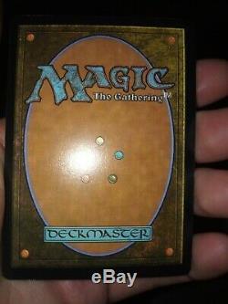 Magic MTG Mox Pearl -1993 beta édition très bonne etat