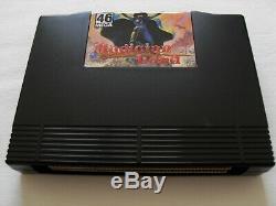Magician Lord jeu Neo-Geo AES version japonaise complet en très bon état