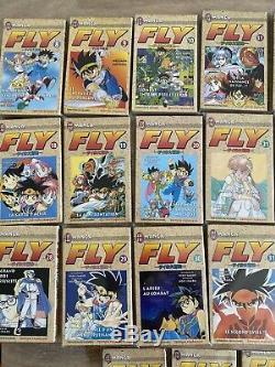 Manga Fly (Dragon Quest) Intégral 37 Tome collection J'ai Lu en très bon état