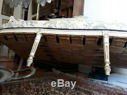 Manifique canape style LOUIS XVI époque napoleon III en tres bon état