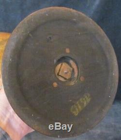 Mappemonde Globe Terrestre Ancien Delamarche Tres Bon Etat Vers 1880-1900