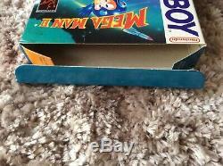 Megaman 2 II FAH complet tres bon etat jeu game boy console nintendo