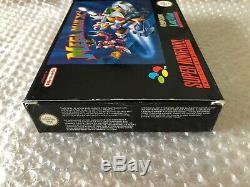 Megaman X2 / Super Nintendo / Complet Tres Bon Etat Version Française