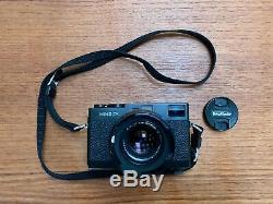 Minolta Cle 35mm + M Voigtlander Nokton 40mm F/1.4 très bon état