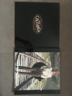 Mylene Farmer CD Promo Luxe California Silhouette Rare Tres Bon Etat
