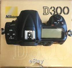 NIKON D 300 Boitier nu très bon état 2552 déclanchements