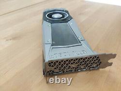 NVIDIA GTX 1080 TI 11GB Founders Edition Très bon état