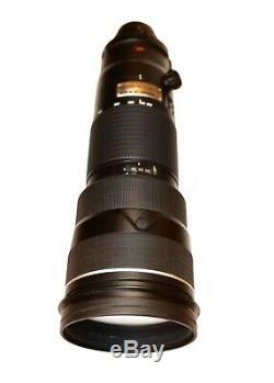 Nikon-AF-S-Nikkor-200-400-mm-4-0-G-ED-VR-1 Très bon état