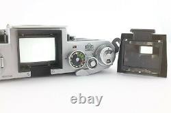 Nikon F eye-level testé et fonctionnel appareil argentique en TRES BON ÉTAT