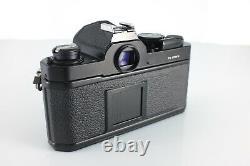 Nikon FM noir appareil photo argentique TESTÉ, TRÈS BON ÉTAT 004